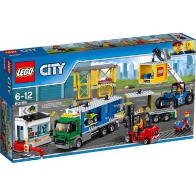LEGO® City Cargo Terminal