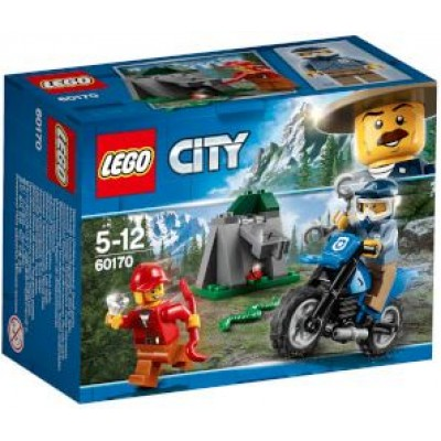 LEGO® City Off-Road Chase 60170