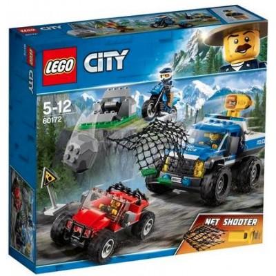 LEGO® City Dirt Road Pursuit 60172