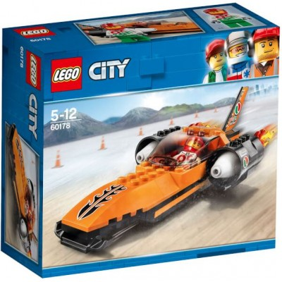 LEGO® City Speed Record Car 60178