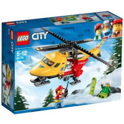 LEGO® City Ambulance Helicopter 60179