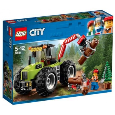 LEGO® City Forest Tractor 60181