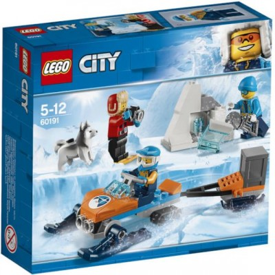 LEGO® City Arctic Exploration Team 60191