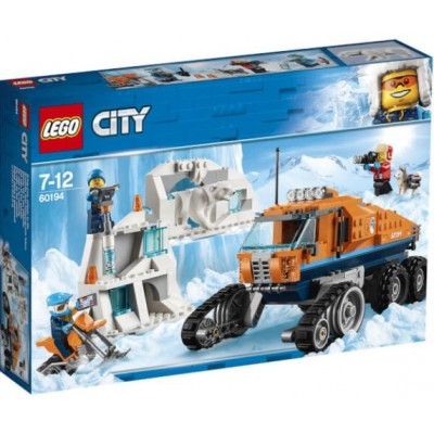 LEGO® City Arctic Scout Truck 60194