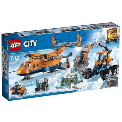 LEGO® City Arctic Supply Plane 60196