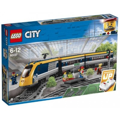 LEGO® City Passenger Train 60197
