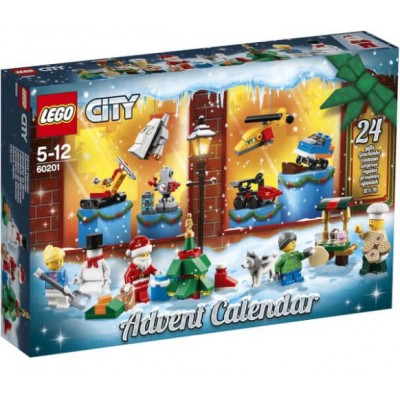 LEGO® City Advent Calendar 2018 60201