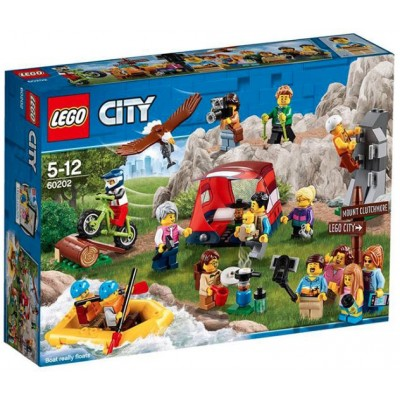 LEGO® City People Pack – Outdoor Adventures 60202