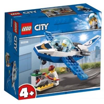 LEGO® City Sky Police Jet Patrol 60206