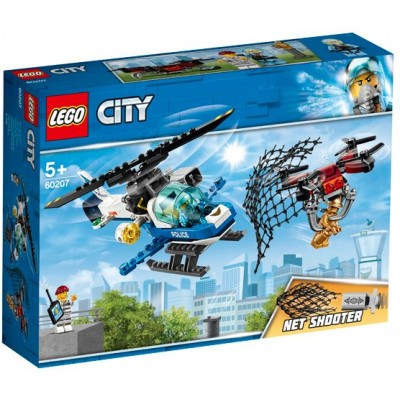 LEGO® City Sky Police Drone Chase 60207