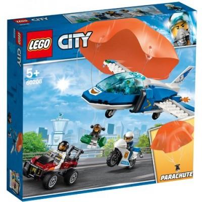 LEGO® City Sky Police Parachute Arrest 60208