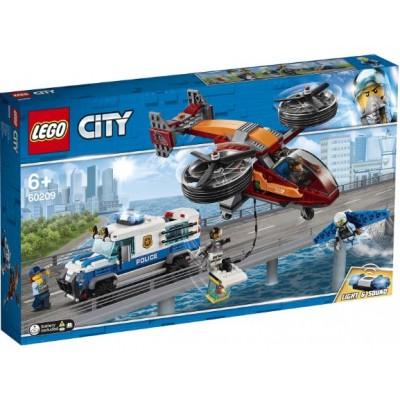 LEGO® City Sky Police Diamond Heist 60209