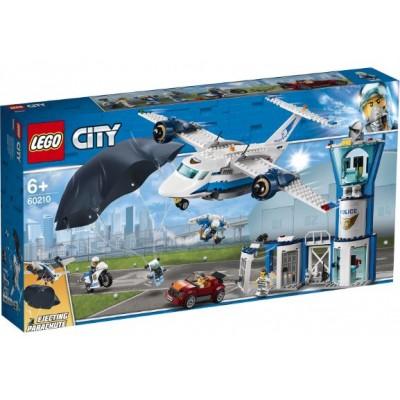 LEGO® City Sky Police Air Base 60210