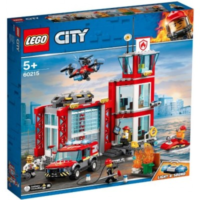 LEGO® City Fire Station 60215