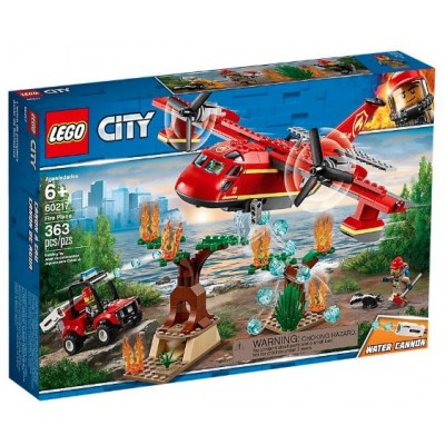 LEGO® City Fire Plane 60217
