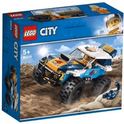 LEGO® City Desert Rally Racer 60218