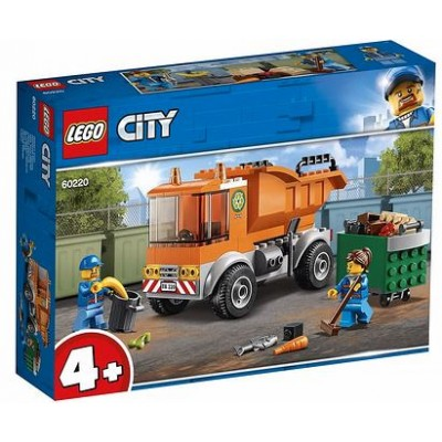 LEGO® City Garbage Truck 60220