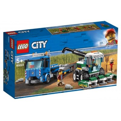 LEGO® City Harvester Transport 60223