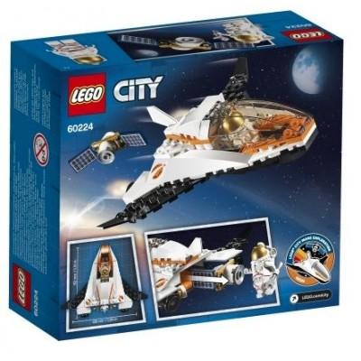 LEGO® City Satellite Service Mission 60224