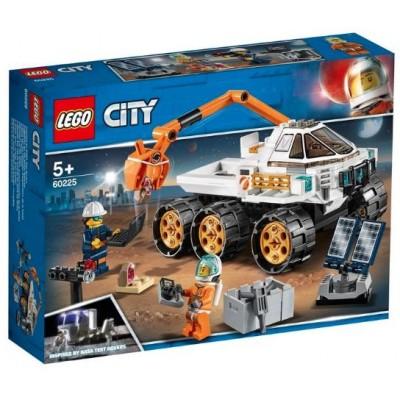 LEGO® City Rover Testing 60225