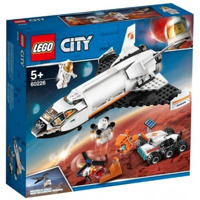 LEGO® City Mars Research Shuttle 60226