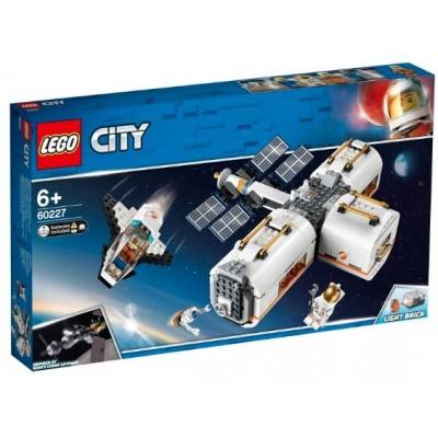 LEGO® City Lunar Space Station 60227