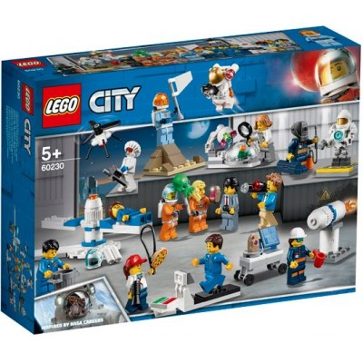 LEGO® City People Pack – Space Research & Development 60230