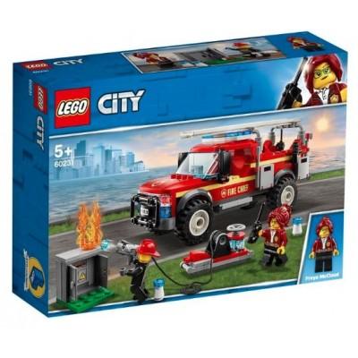 LEGO® City Fire Chief Response Truck 60231