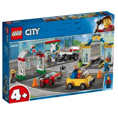 LEGO® City 4+ Garage Center 60232