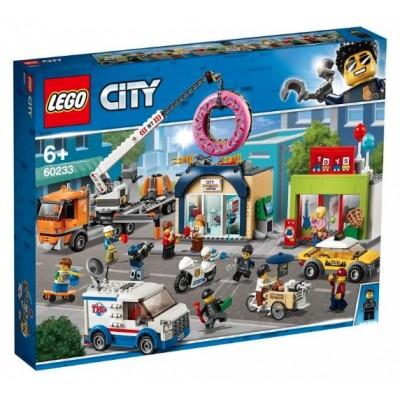 LEGO® City Donut Shop Opening 60233
