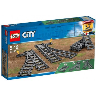 LEGO® City Switch Tracks 60238