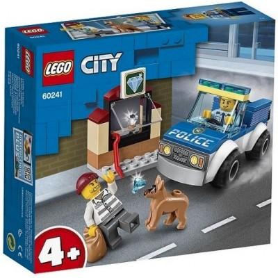 LEGO® City Police Dog Unit 60241
