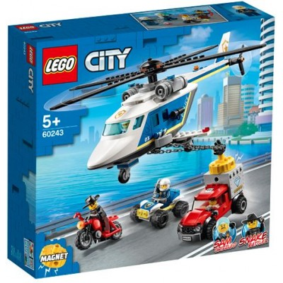 LEGO® City Police Helicopter Chase 60243
