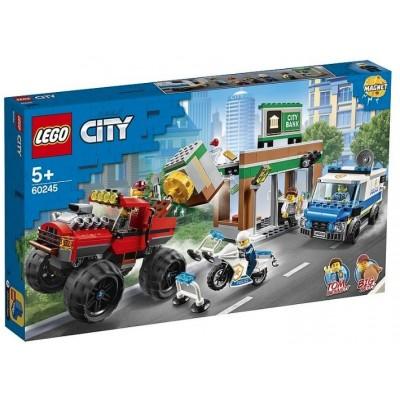 LEGO® City Police Monster Truck Heist 60245