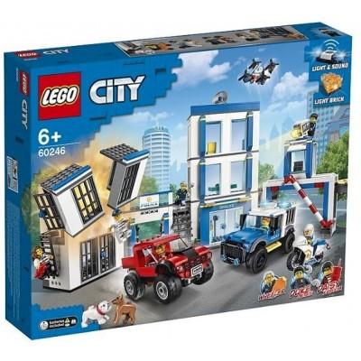 LEGO® City Police Station 60246