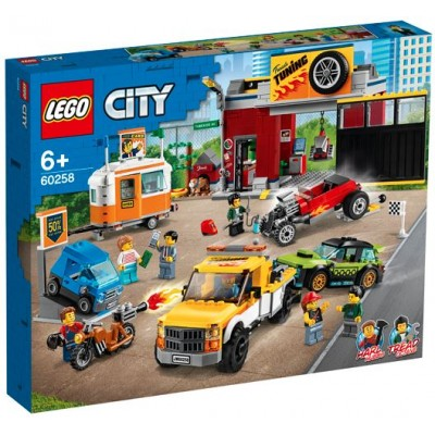 LEGO® City Tuning Workshop 60258