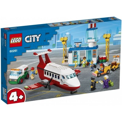 LEGO® City 4+ Central Airport 60261