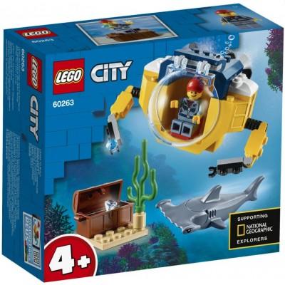 LEGO® City Ocean Mini-Submarine 60263