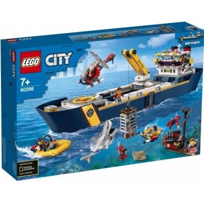 LEGO® City Ocean Exploration Ship 60266