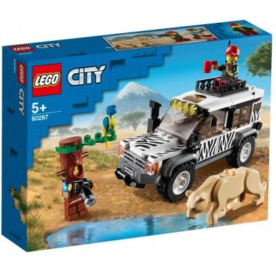 LEGO® City Safari Off-Roader 60267