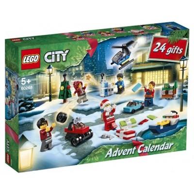 LEGO® City 2020 Advent Calendar 60268