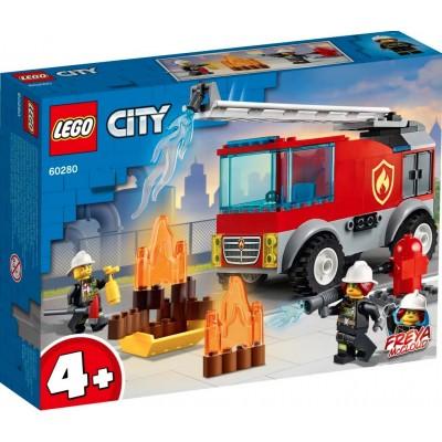 LEGO® City Fire Ladder Truck 60280