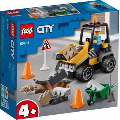 LEGO® City Roadwork Truck 60284