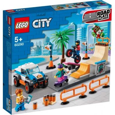 LEGO® City Skate Park 60290