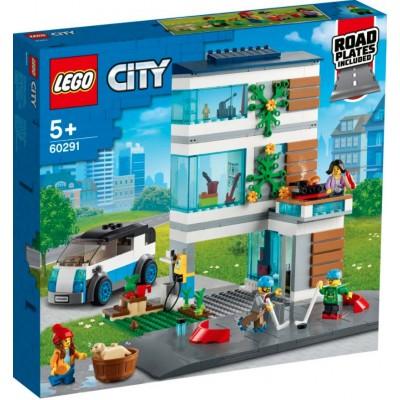 LEGO® City Family House 60291