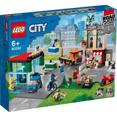 LEGO® City Town Center 60292