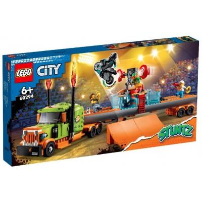 LEGO® City Stunt Show Truck 60294
