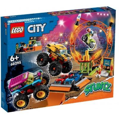 LEGO® City Stunt Show Arena 60295