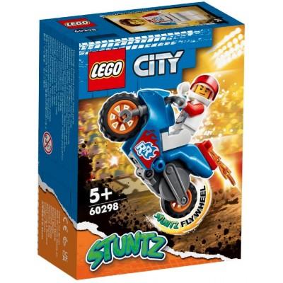 LEGO® City Rocket Stunt Bike 60298