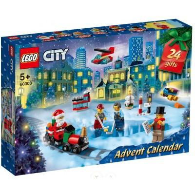 LEGO® City Advent Calendar 2021 60303